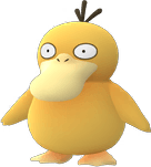 Pokemon Let's GO Psyduck
