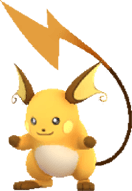 Pokemon Let's GO Raichu