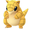 Pokemon Let's GO Sandshrew