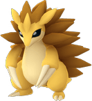 Pokemon Let's GO Sandslash