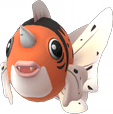 Pokemon Let's GO Seaking