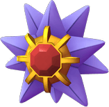 Pokemon Let's GO Starmie