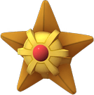 Pokemon Let's GO Staryu
