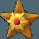 Pokemon Let's GO Staryu