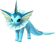 Pokemon Let's GO Vaporeon