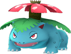 Pokemon Let's GO Venusaur