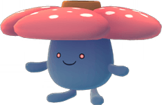 Pokemon Let's GO Vileplume