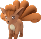 Pokemon Let's GO Vulpix
