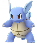 Pokemon Let's GO Wartortle
