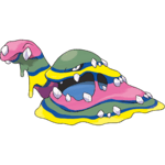 Pokemon Let's GO Alolan Muk