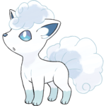 Pokemon Let's GO Alolan Vulpix
