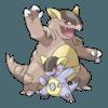 Pokemon Let's GO Mega Kangaskhan