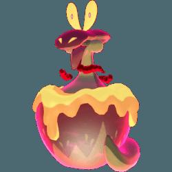 Pokemon Sword and Shield Gigantamax Appletun