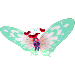 Pokemon Sword and Shield Gigantamax Butterfree