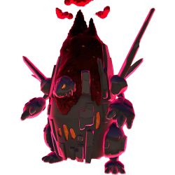 Pokemon Sword and Shield Gigantamax Coalossal