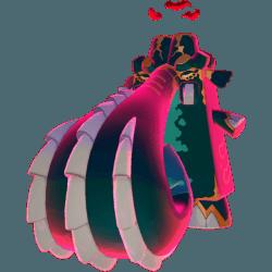 Pokemon Sword and Shield Gigantamax Copperajah