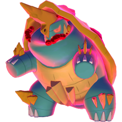 Pokemon Sword and Shield Gigantamax Drednaw