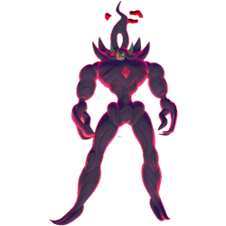 Pokemon Sword and Shield Gigantamax Grimmsnarl