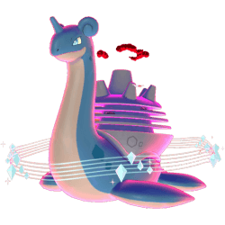 Pokemon Sword and Shield Gigantamax Lapras