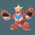 Pokemon Sword and Shield Crawdaunt