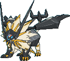 Pokemon Sword and Shield Dusk Mane Necrozma