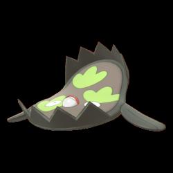 Pokemon Sword and Shield Galarian Stunfisk