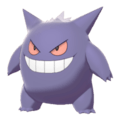 Pokemon Sword and Shield Gengar