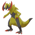 Pokemon Sword and Shield Haxorus