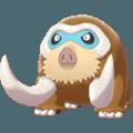 Pokemon Sword and Shield Mamoswine