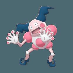 Pokemon Sword and Shield Mr. Mime