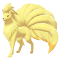 Pokemon Sword and Shield Ninetales