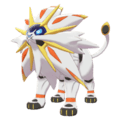 Pokemon Sword and Shield Solgaleo