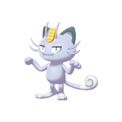 Pokemon Sword and Shield Alolan Meowth