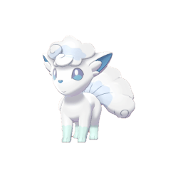 Pokemon Sword and Shield Alolan Vulpix