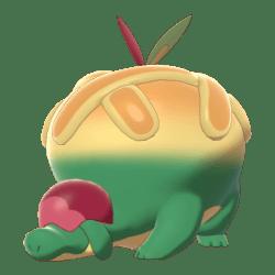 Pokemon Sword and Shield Appletun