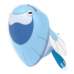 Pokemon Sword and Shield Arctovish