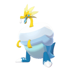 Pokemon Sword and Shield Arctozolt