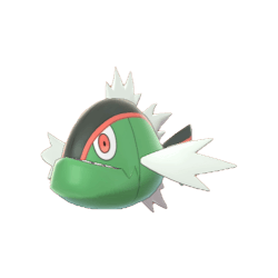 Pokemon Sword and Shield Basculin