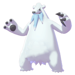 Pokemon Sword and Shield Beartic