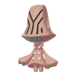 Pokemon Sword and Shield Beheeyem