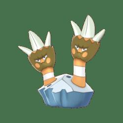 Pokemon Sword and Shield Binacle
