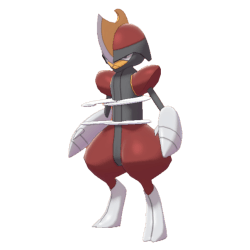 Pokemon Sword and Shield Bisharp