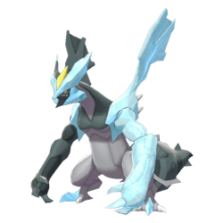 Pokemon Sword and Shield Black Kyurem