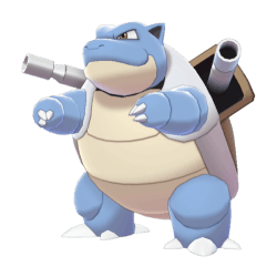Pokemon Sword and Shield Blastoise