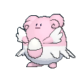 Pokemon Sword and Shield Blissey