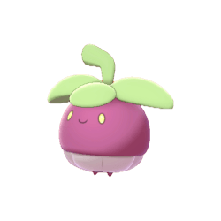 Pokemon Sword and Shield Bounsweet