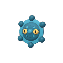 Pokemon Sword and Shield Bronzor