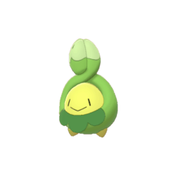Pokemon Sword and Shield Budew