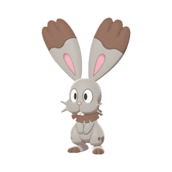 Pokemon Sword and Shield Bunnelby