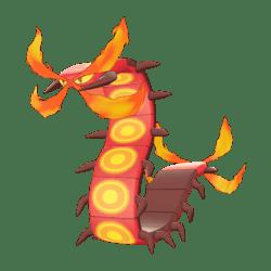 Pokemon Sword and Shield Centiskorch